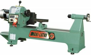 General-International-25-200M1-Variable-Speed-Maxi-Lathe-VS-+