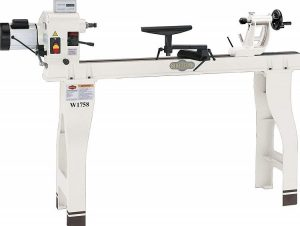 Shop-Fox-W1758-Wood-Lathe