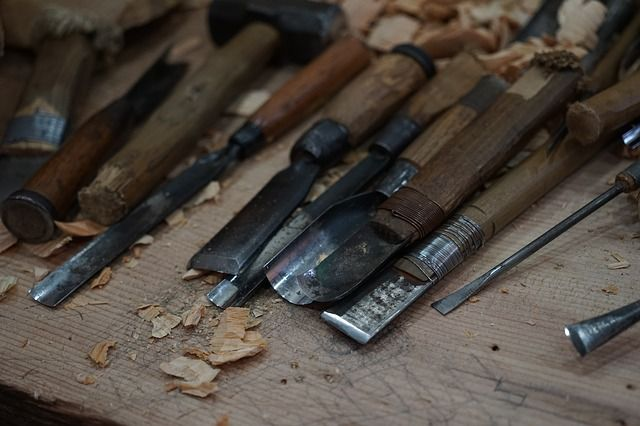 Basic woodworking tools | Start Your Making Own DIY Projects
